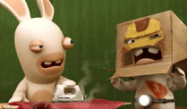 Ubisoft spendiert Raving Rabbids eigene TV-Serie