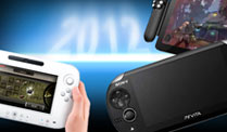 iPad 3,  Playstation Vita,  Nintendo Wii U - Technik-Trends 2012